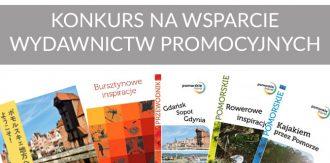 Konkurs na wspracie wydawnictw promujących pomorskie