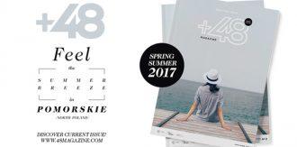 Nowe wydanie +48Magazine