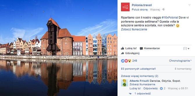 polonia travel