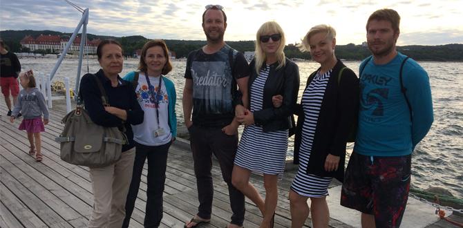 Pomorskie trendy czyli wizyta czeskich mediów lifestylowych