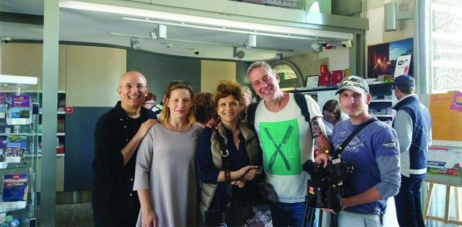 Gdańsk, Sopot i Gdynia w publicznej telewizji w Izraelu