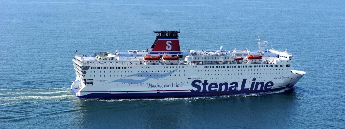 Współpraca ze Stena Line