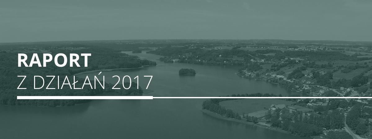 raport z działań 2017