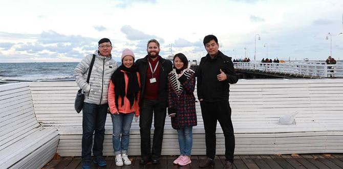 chinscy touroperatorzy odwiedzili pomorskie