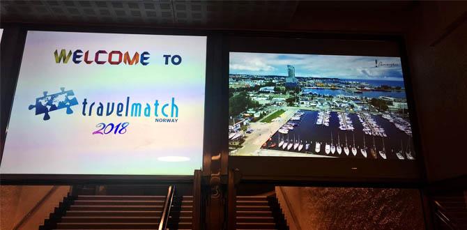 Pomorska Regionalna Organizacja Turystyczna na targach Travel Match 2018