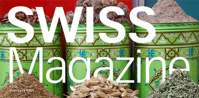 wizyta studyjna Swiss Magazine