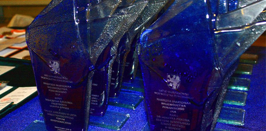 Nagrody Gryfa Pomorskiego za zasługi dla rozwoju turystyki w Województwie Pomorskim
