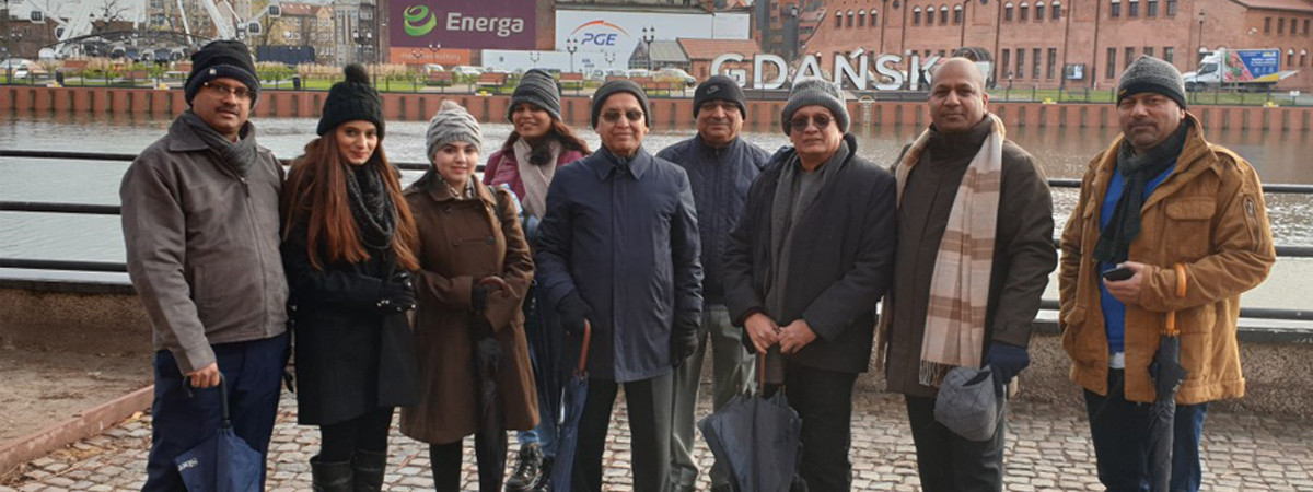 Wizyta indyjskich touroperatorów