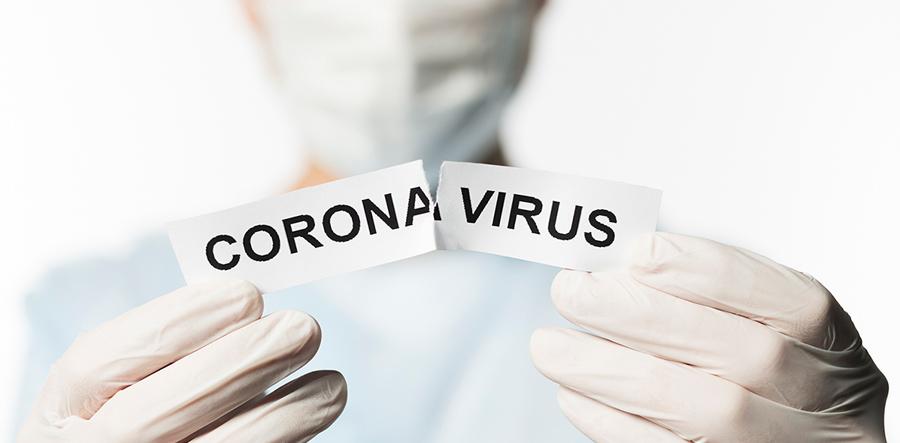 coronawirus foto