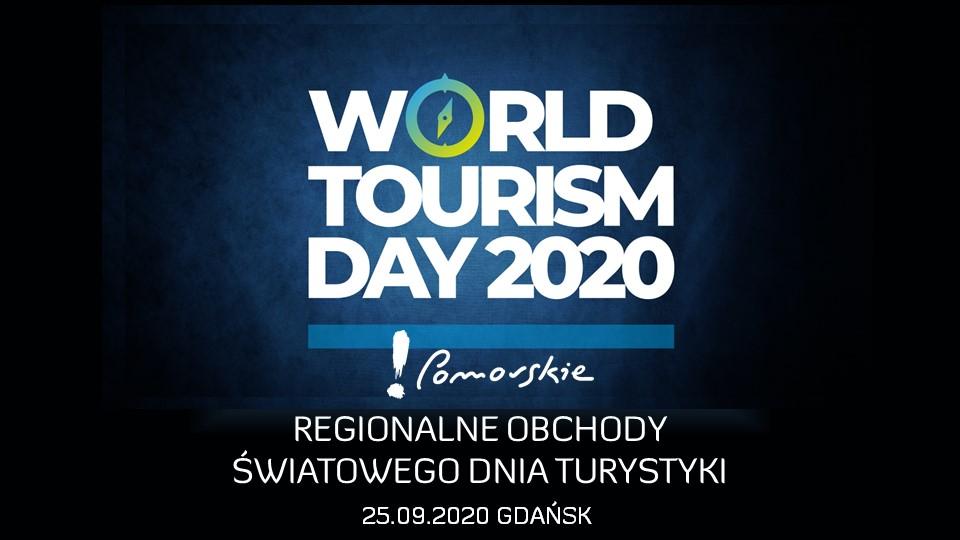 Regionalne Obchody Światowego Dnia turystyki Pomorskie 2020