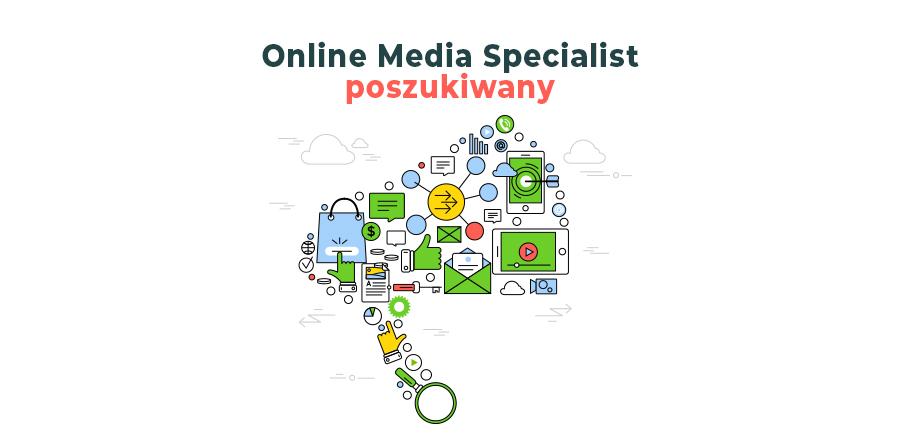 online media specialist